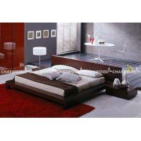 Двуспальна кровать Тишина 180*200 см