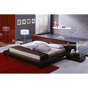 Двуспальна кровать Тишина 160*200 см
