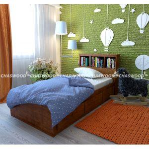 Детская кровать Тедди 80*160 см
