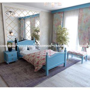 Детская кровать Виктория 90*190 см