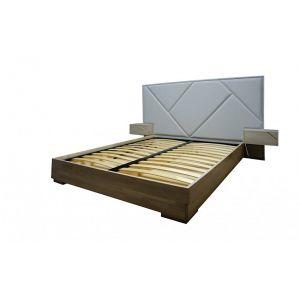 Двуспальная кровать Diagonal (Диагональ) с подъемным механизмом и тумбами 160*200 см
