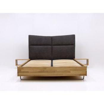 Двуспальная кровать Слип Таун с подъемным механизмом и тумбами 160*200 см