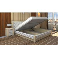 Двуспальная кровать Александра с подъемным механизмом 160*190-200 см
