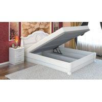 Двуспальная кровать Анна-элегант  с подъемным механизмом 180*190-200 см