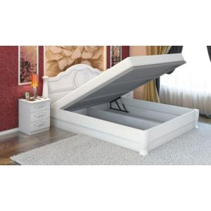 Двуспальная кровать Анна-элегант  с подъемным механизмом 160*190-200 см