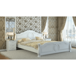 Двуспальная кровать Анна 180*190-200 см