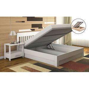 Односпальная кровать Диана Шале с подъемным механизмом 90*190-200 см