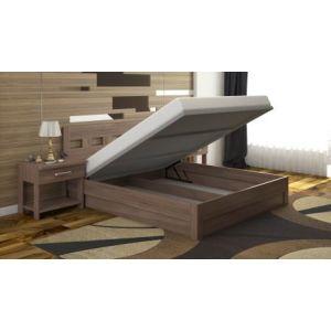 Односпальная кровать Диана с подъемным механизмом 90*190-200 см
