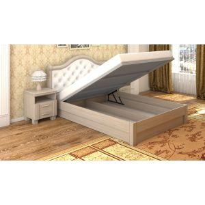 Односпальная кровать Екатерина с подъемным механизмом 90*190-200 см