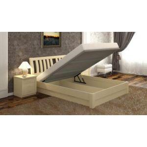 Односпальная кровать Елена с подъемным механизмом 90*190-200 см