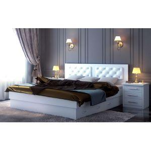 Двуспальная кровать Комфорт 160*190-200 см