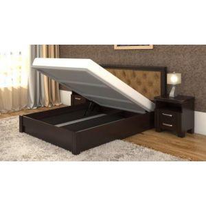 Двуспальная кровать Маргарита с подъемным механизмом 180*190-200 см