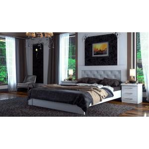 Двуспальная кровать София 160*190-200 см