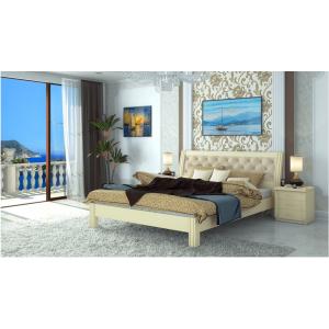 Двуспальная кровать Светлана 160*190-200 см