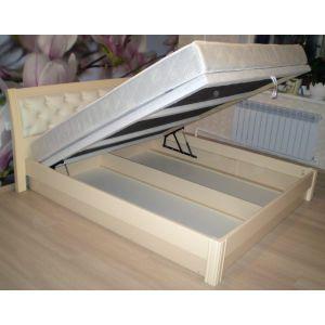 Двуспальная кровать Светлана с подъемным механизмом 180*190-200 см