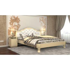 Двуспальная кровать Татьяна-элегант Люкс 160*190-200 см