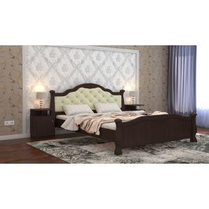 Двуспальная кровать Татьяна Люкс 160*190-200 см