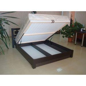 Односпальная кровать Виктория с подъемным механизмом 90*190-200 см