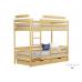 Двухъярусная кровать Дуэт 90*190-200 см