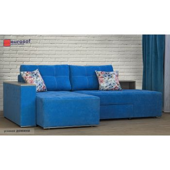 Угловой диван-кровать Домини