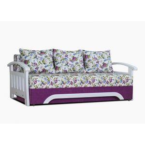 Диван-кровать Глория с задней спинкой