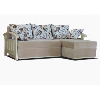 Угловой диван-кровать Глория с подъемным механизмом