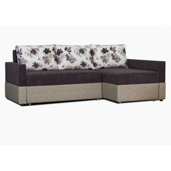 Угловой диван-кровать Премьера с подъемным механизмом