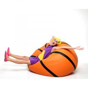 Бескаркасное кресло Баскетбол XL