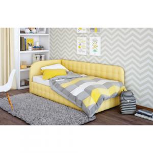 Кровать Флора с подъемным механизмом 90*200 см