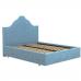 Двуспальная кровать Сесилия с подъемным механизмом 160*190-200 см