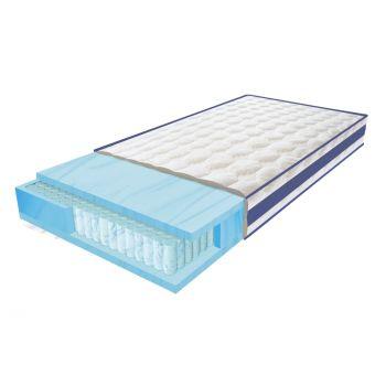 Полуторный матрас BlueMarine Marble 140*190-200 см