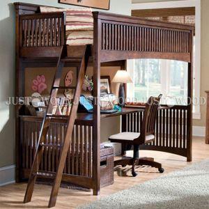 Комплект детской мебели Чиполино (кровать + стол) 100*190 см