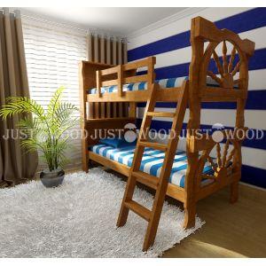 Двухъярусная кровать Матроскин 90*190