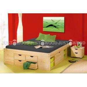 Двуспальная кровать Лето 160*200 см