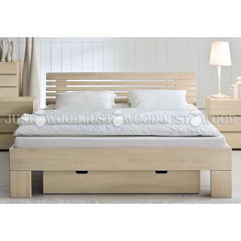 Двуспальная кровать Вайт 160*200 см