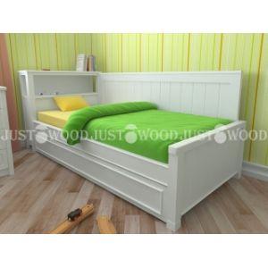 Детская кровать Синдерелла 90*190 см