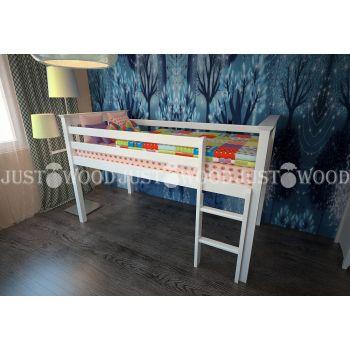 Кровать-чердак Теремок 80*160 см