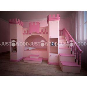 Двухъярусная кровать Золушка-2 90*190 см