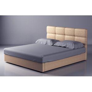 Двуспальная кровать Лаура с матрасом 160*190 см