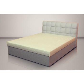 Двуспальная кровать Орнелла с матрасом 160*190 см