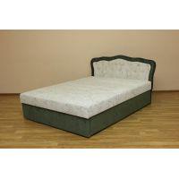 Полуторная кровать Ева с матрасом 140*190 см