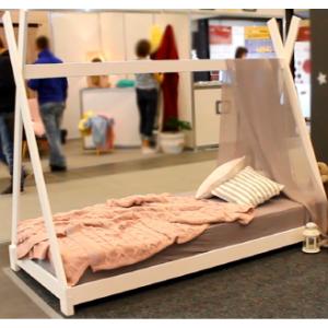 Кровать-домик Типпи  80*160 см