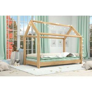 Кровать-домик Вики  80*160 см
