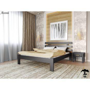 Полуторная кровать Асоль 140*190-200 см