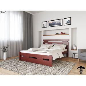 Односпальная кровать Зевс 90*190-200 см