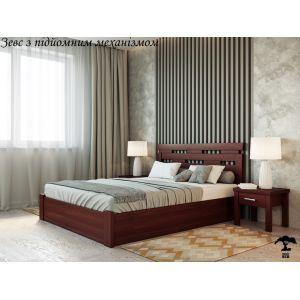 Полуторная кровать Зевс с подъемным механизмом 140*190-200 см
