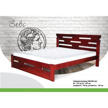 Двуспальная кровать Зевс с подъемным механизмом 160*190-200 см