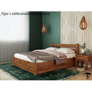 Двуспальная кровать Лира с подъемным механизмом 160*190-200 см