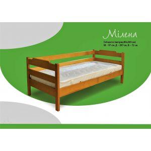 Односпальная кровать Милена 90*190-200 см