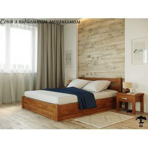 Односпальная кровать Соня с подъемным механизмом 90*190-200 см